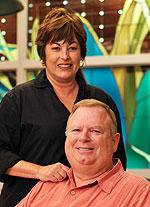 Jane and Craig McMillan