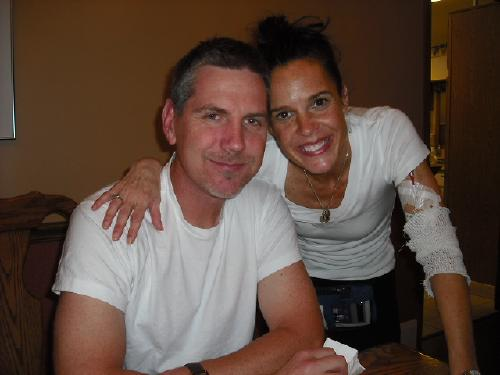 Don and Heather Schwabe