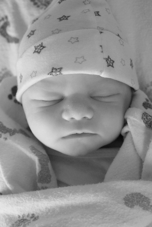 Baby David James