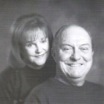 Marlys Fox and husband Vince