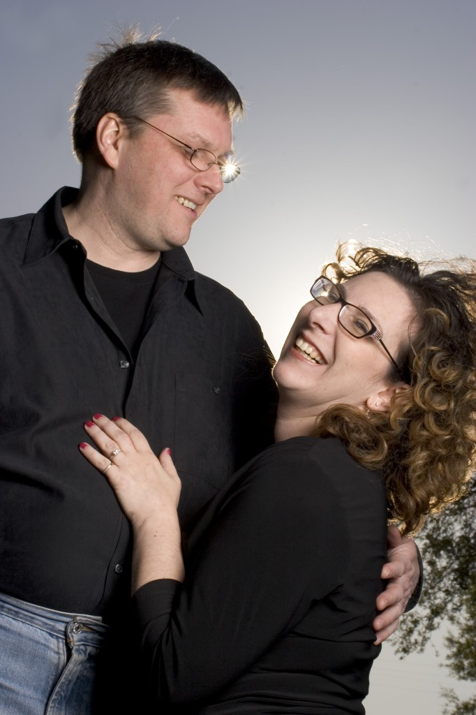 Cindy and husband