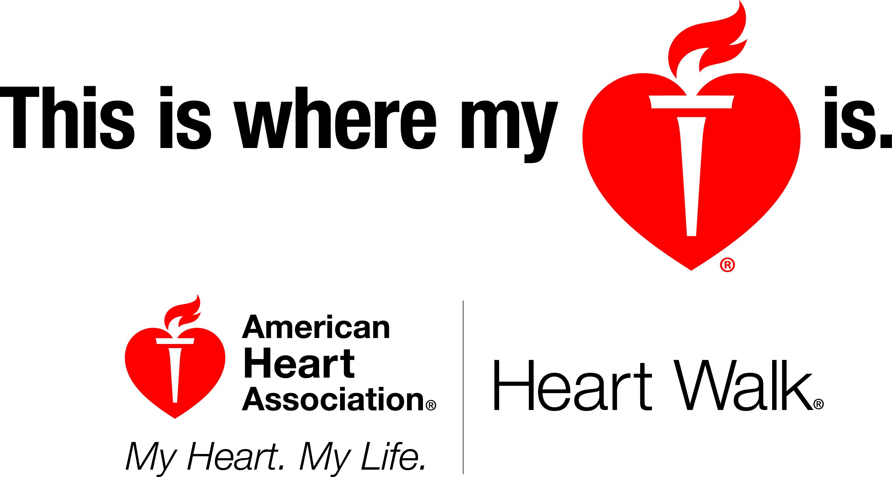 AHA Heart Walk