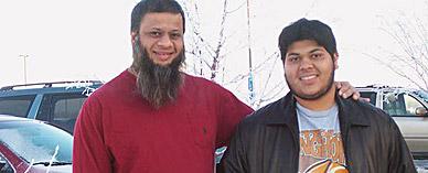 Noor and Hasan Hosein