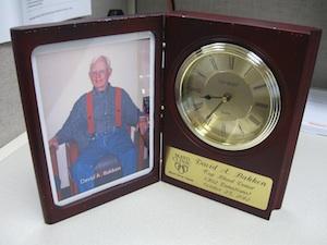 David Bakken's Award