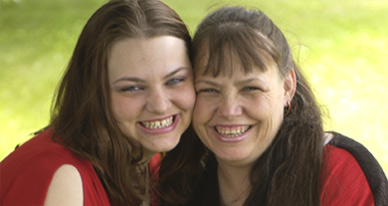 Margie Hartmann and Jessica McNeil