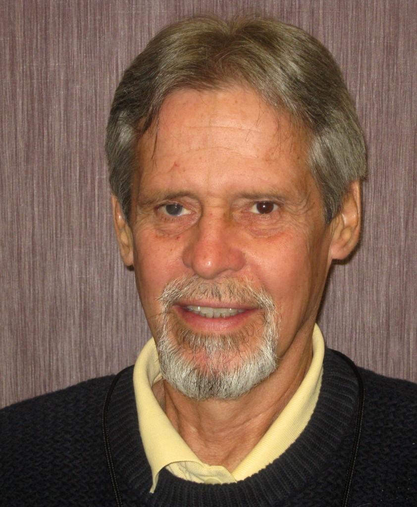 Portrait of John McGill, Mayo Clinic patient