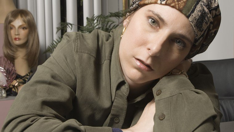 Cindy Weiss in a photo from 2005, during her initial treatment for ovarian cancer.