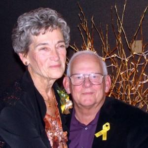 Joan and Dave Hittner