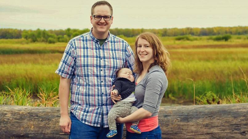 Baby Kieran is health today thanks to pediatric heart surgery at Mayo Clinic.