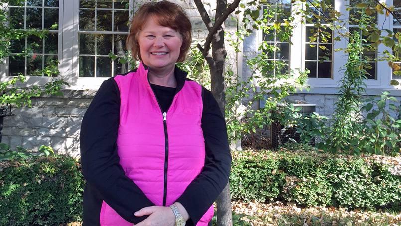 Kim Goranson found help for lupus symptoms at Mayo Clinic.