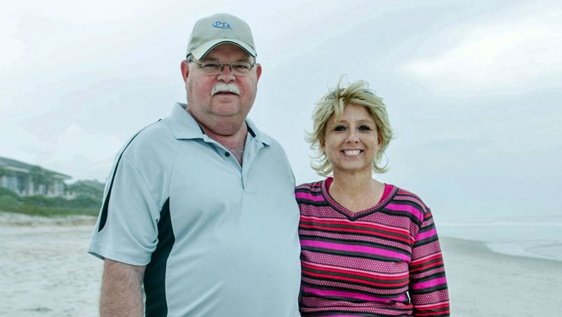 Lynn Witherspoon and her husband moved to Jacksonville to be close to Mayo.