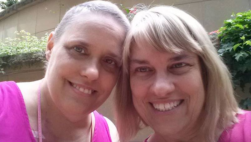 Carol Mannell remembers her sister, Kathy VanHulle, as a woman who always loved meeting new people and having fun.