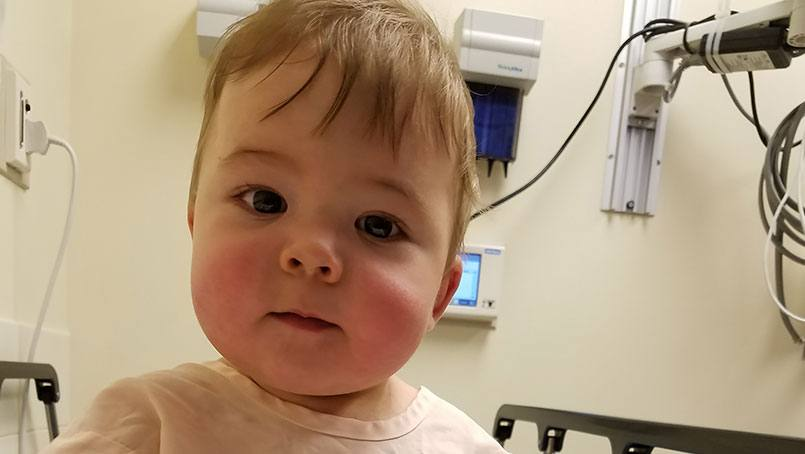 A Mayo Clinic research team led by Timothy Nelson, M.D., Ph.D., is using Lucas Gutman's own stem cells to try and save him from needing a heart transplant later in life.