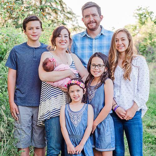 Isaac Jackson family