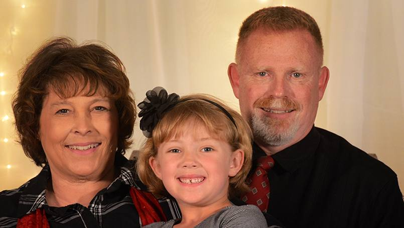 After years of kidney problems and a series of kidney transplants, Stacy Neumayer has finally achieved her goal of living the life she's always wanted.