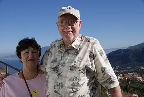 Dennis and Anna Brennan