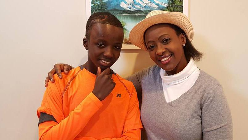 When Nate Munene Kirera came to Mayo Clinic, he had seizures almost every day and was debilitated by the side effects of medication to treat his condition. After working with his Neurology care team, his seizures are under control, and he's thriving.