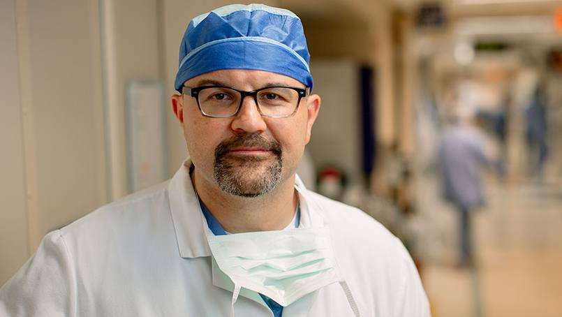 Pioneering a new method for treating pancreatic cancer, Mayo Clinic surgical oncologist Dr. Mark Truty is improving his patients' odds of beating this much-feared disease.