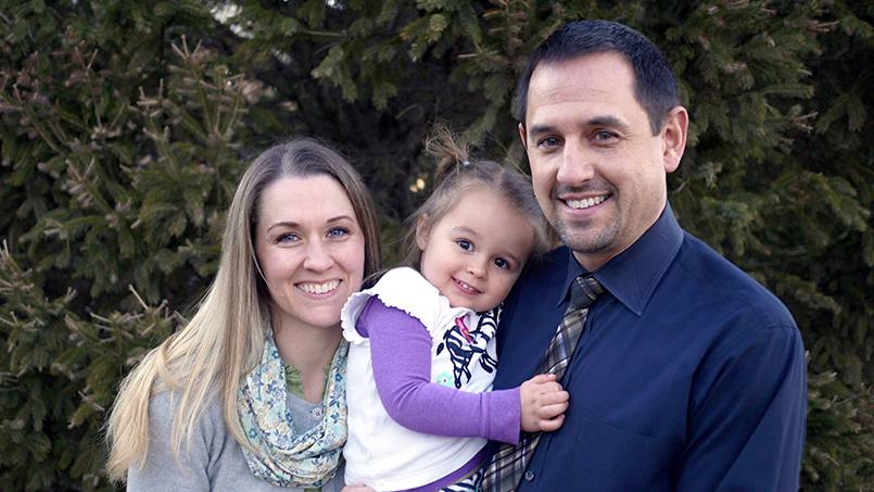 Quick diagnosis and expert surgery to remove a brain tumor preserve a baby girl's life and put her on the path to a bright future.
