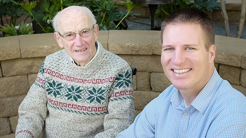 Trying to manage a variety of serious medical conditions on his own was a daunting task. But now, thanks to his Mayo Clinic Health System care coordinator, Jim Kissigner has a knowledgeable partner to turn to when he needs some help.
