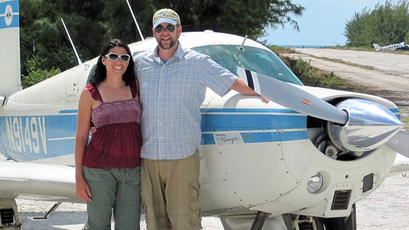 Carbon monoxide poisoning led to a plane crash that sent pilot Dan Bass to the hospital at Mayo Clinic. His doctors were able to treat his injuries and help him successfully recover, thanks in part to hyperbaric oxygen therapy.
