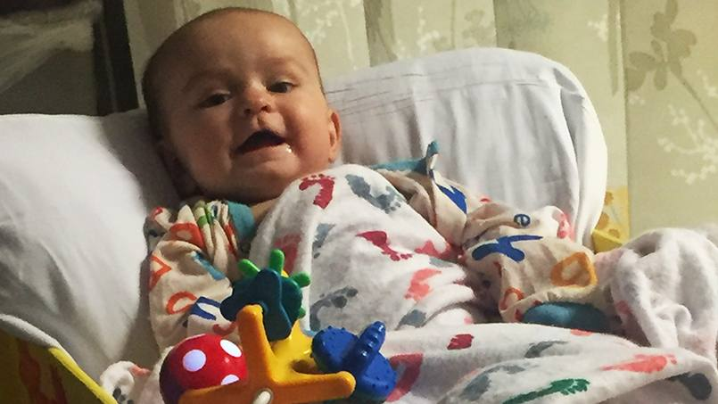 Teamwork and careful planning allowed for successful surgery to treat a congenital heart defect in an infant who, for religious reasons, could not receive blood transfusions or blood products.
