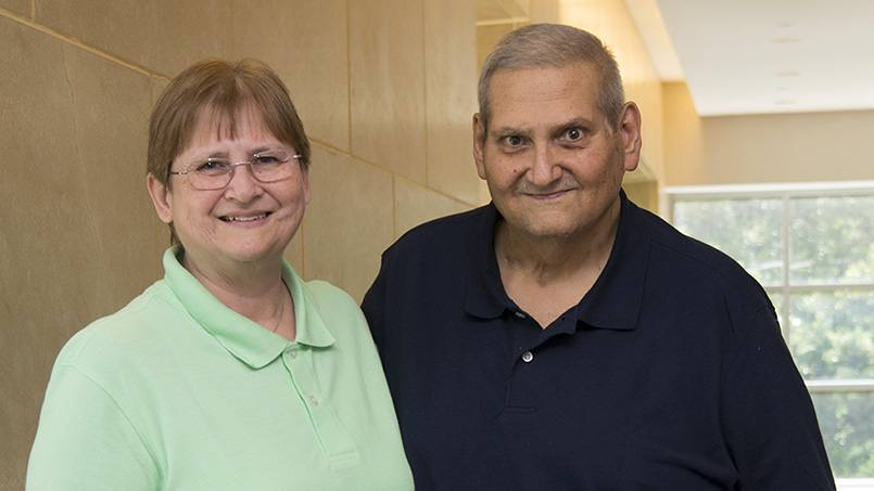 A host of serious medical problems put Ron Hale on a downward spiral of deteriorating health. But a liver and a kidney transplant at Mayo Clinic stopped Ron's decline and dramatically improved his quality of life.