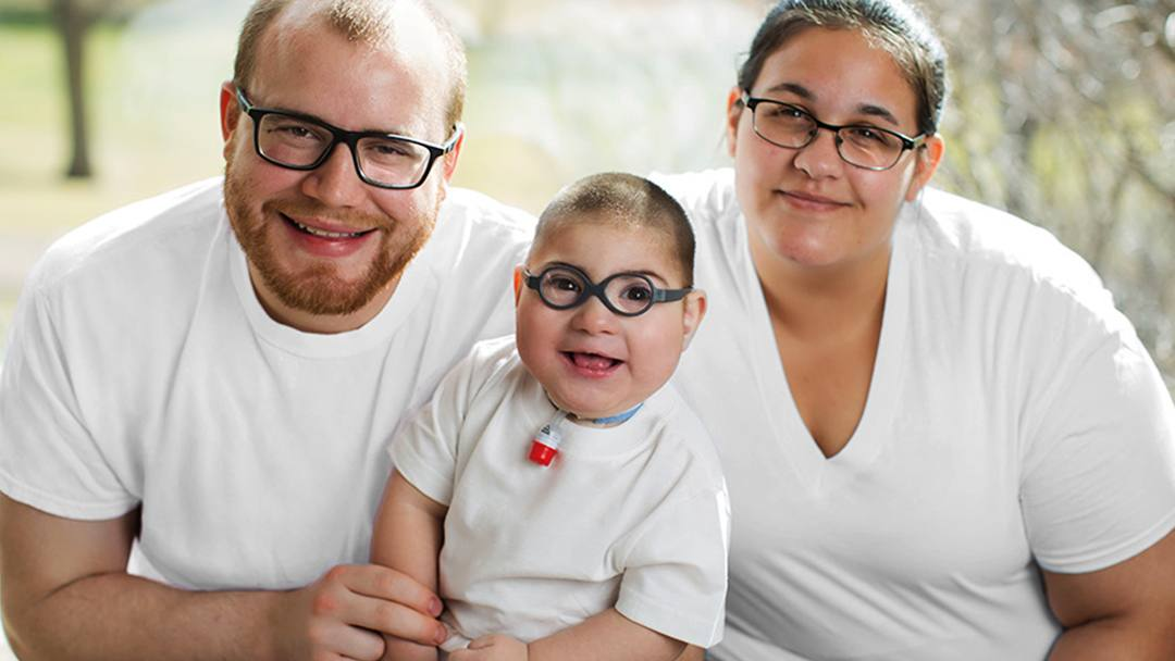 When Karter Malcomson was born, his care team knew it was likely he had a genetic disorder. But a clear diagnosis was elusive. That's when the functional genomics team at Mayo Clinic's Center for Individualized Medicine went to work. And they didn't give up until they had an answer.