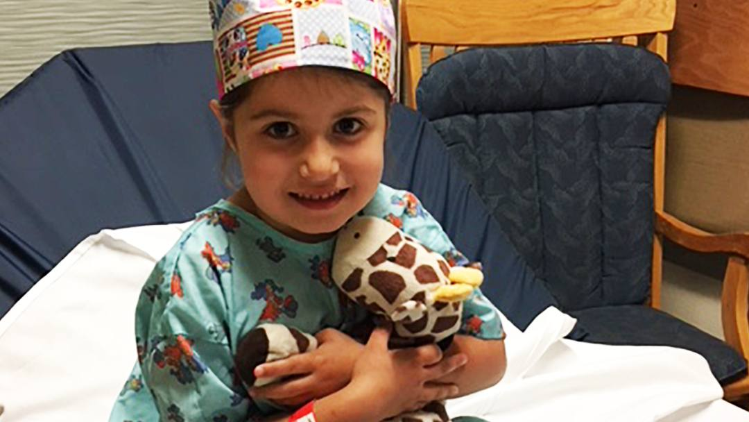 After 5-year-old Lauren Hoel underwent her third open-heart surgery in five years, she was, understandably, a little frightened of her postoperative care and recovery. Her care team at Mayo Clinic knew just what to do.