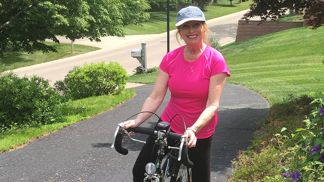 Told that no treatment was available for her brain aneurysm, Judy Henderson sought a second opinion at Mayo Clinic. Her care team deployed an innovative device that effectively treated the aneurysm, giving Judy a fresh opportunity to live life to the fullest.