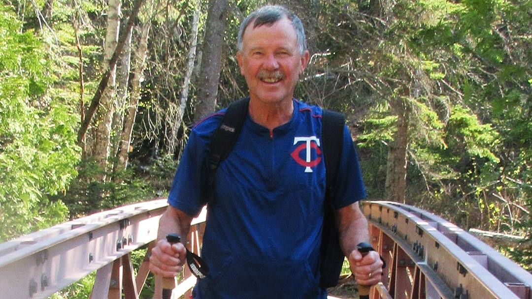 Determined to understand the reason for the strange hitch in his stride, marathon runner Pat Foley pushed forward for years until he reached the office of a Mayo Clinic movement neurologist.