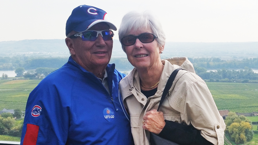 When Bob Goldberg was given a diagnosis of Alzheimer's and Parkinson's diseases, he was dubious and decided to get another opinion at Mayo Clinic. A year later, after two successful surgeries, Bob can once again think clearly and walk on his own.