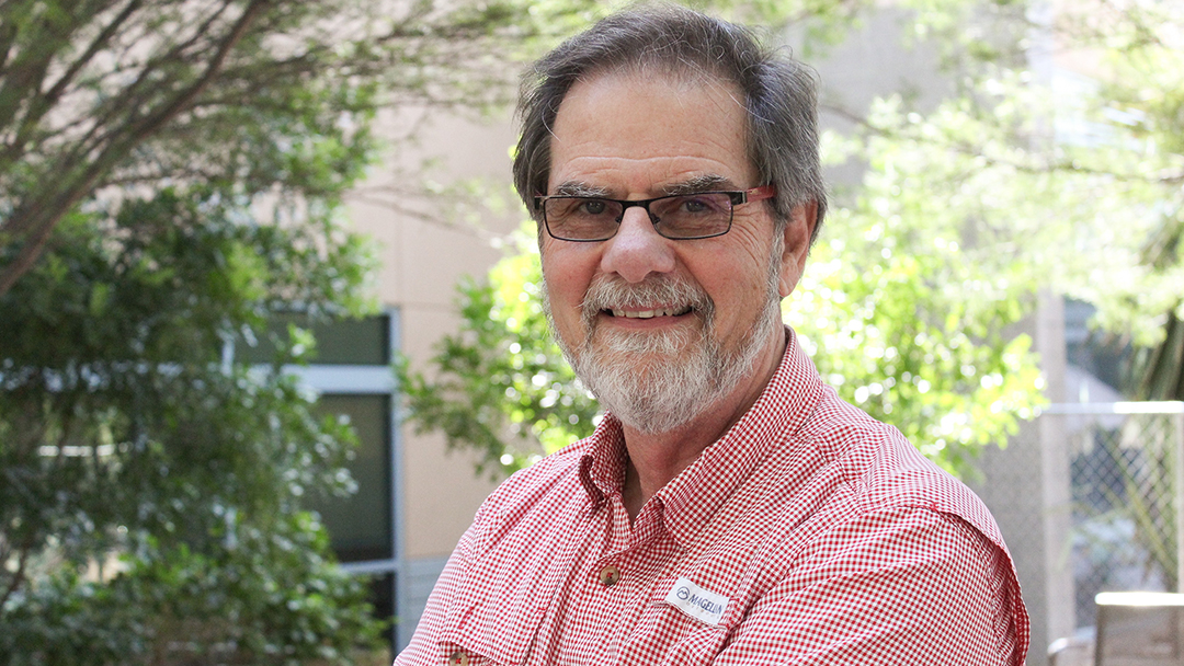 Participating in a lung screening research study at Mayo Clinic paved the way for early diagnosis and prompt treatment of lung cancer for Richard Jarvis.