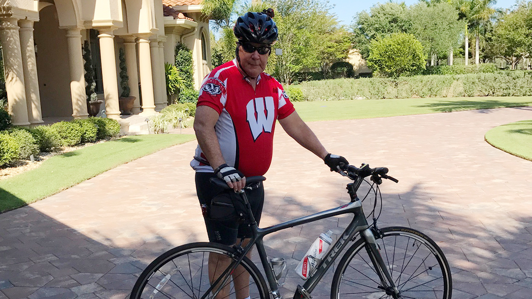 After being plagued by mysterious symptoms for more than a year, Richard Uihlein was diagnosed with a brain tumor and told nothing could be done about it. Undeterred, he went to Mayo Clinic for a second opinion. There he found a way forward after all.