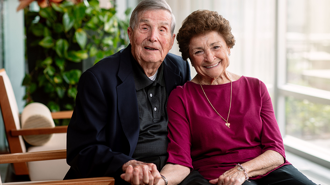 Warren and Marilyn Bateman's links to Mayo Clinic stretch back through decades past, and their commitment to supporting the organization will endure for years to come.