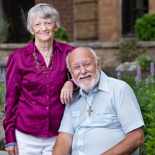 James and Sheila Tembrock