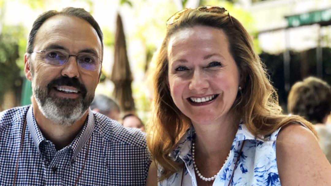 Jerry and Madalaine McDaniel