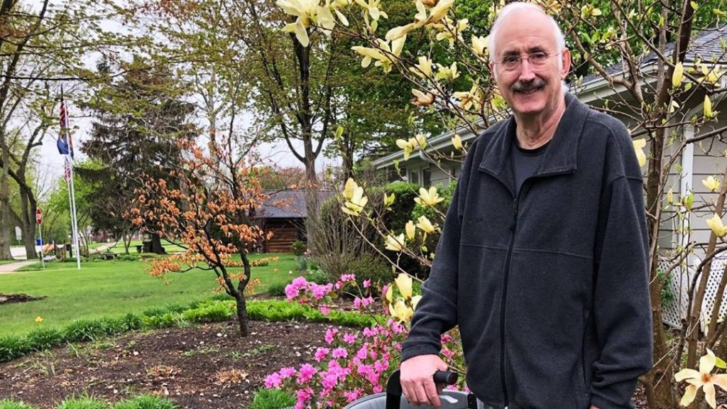 Rich Bradley was about to travel to Europe to learn more about his late uncle's heroism during World War II when he suddenly faced a battle of his own — a severe form of Guillain-Barre syndrome that required specialized care at Mayo Clinic.