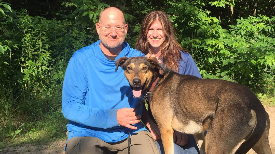 As a sled dog trainer, Rick Minard has faced blizzards and subzero temperatures. But those challenges paled in comparison to facing a complicated medical situation that involved brain tumors and two cancer diagnoses. He's been able to weather it all, though, thanks to the trust he's placed in his team at Mayo Clinic.