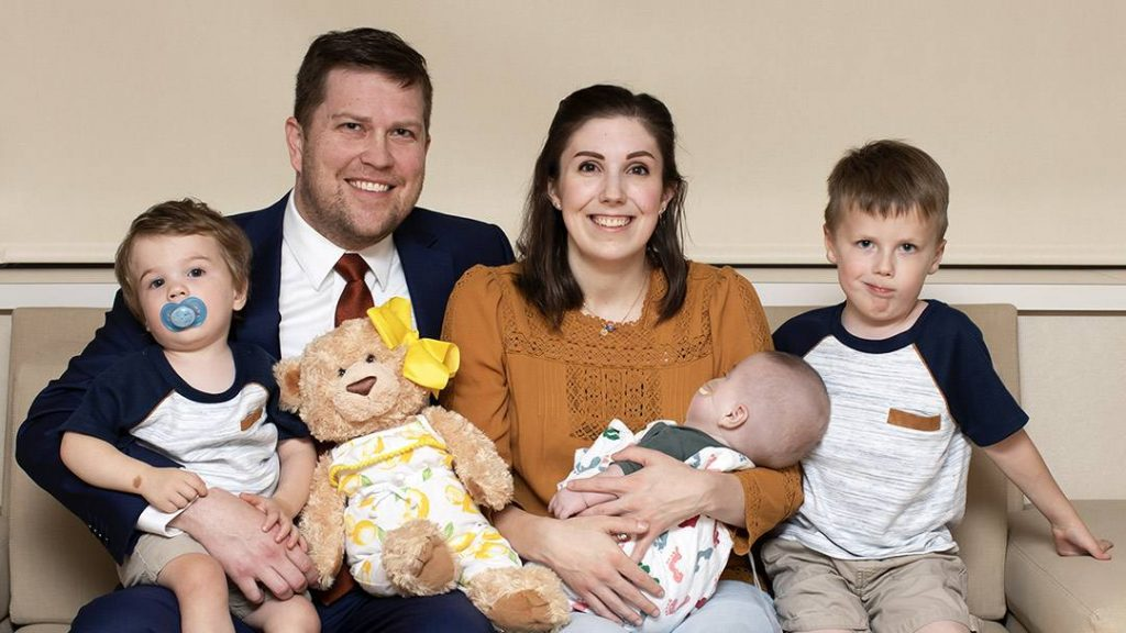 Mark and Anna Stanfield's daughter, Lillian, arrived at 35 weeks gestation, but she was stillborn. While the family still mourns the loss of their baby girl, they have worked to further research focused on stillbirth, as well as provide comfort to others dealing with pregnancy loss.