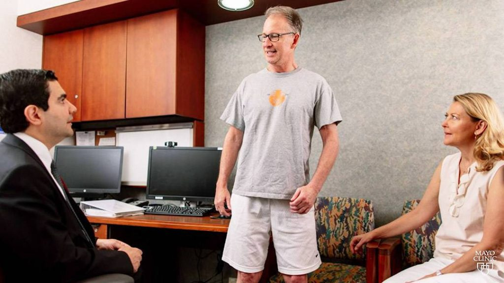 Paralyzed from the neck down as a result of a surfing accident, Chris Barr thought life as he knew it was over. After enrolling in a regenerative medicine clinical trial at Mayo Clinic, however, he began to realize all was not lost.