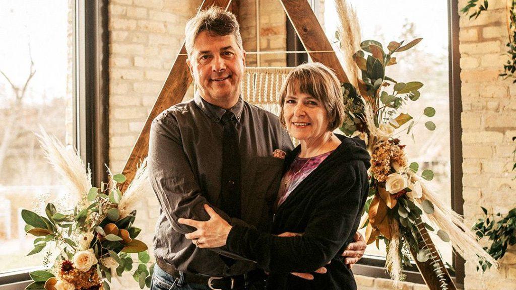 Jim and Rita Krueger
