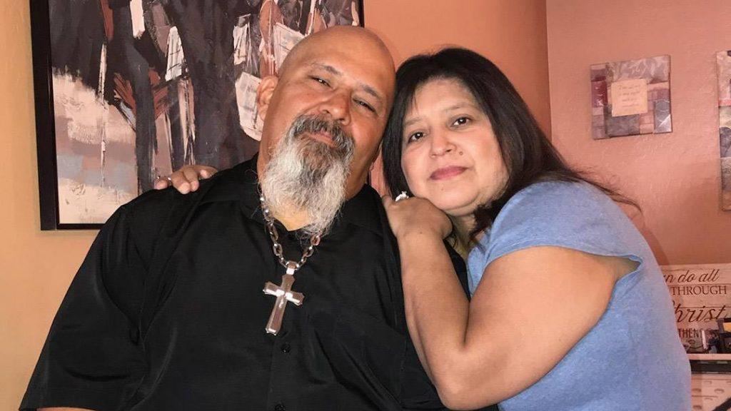 Ernie and Liz Hernandez